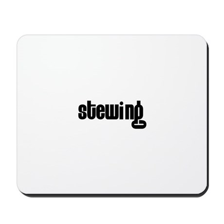 Stewing Mousepad