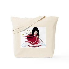 Fei the Martial Artist Tote Bag