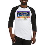XmasSunrise/2 Beardies Baseball Jersey