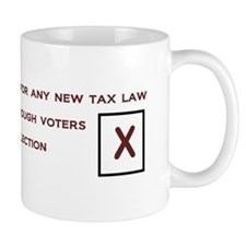 Humorous tax quotes Mug