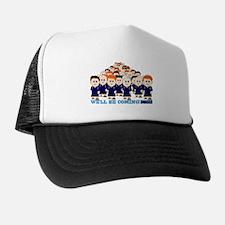 Tartan Specials Trucker Hat