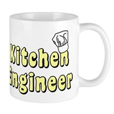 Kitchen Engineer Mug