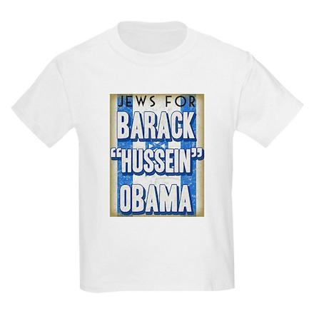 Jews For Barack Obama T-Shirt