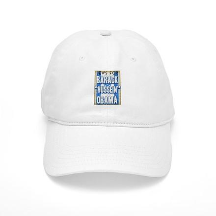 Jews For Barack Obama Baseball Cap