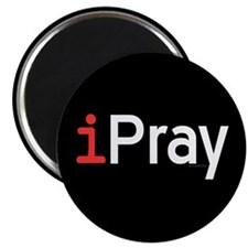Pray for nuns Magnet