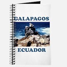 GALAPAGOS ECUADOR Journal