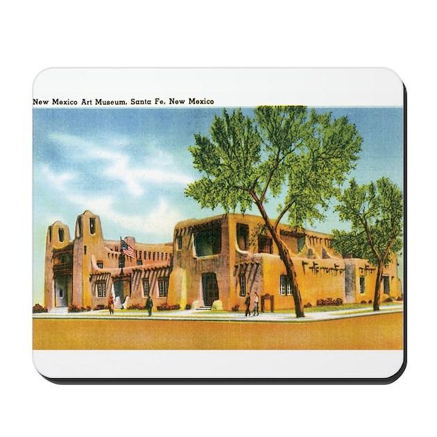 Eyeglass Frames Santa Fe Nm : Santa Fe New Mexico NM Mousepad by caferetro