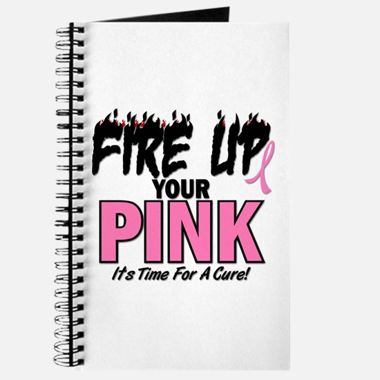 Fire Up Your Pink 2 Journal