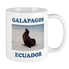 GALAPAGOS SEA LION Mug