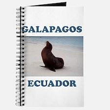 GALAPAGOS SEA LION Journal