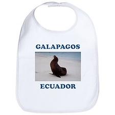 GALAPAGOS SEA LION Bib