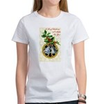 Bells and Holly Women's T-Shirt