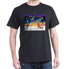XmasSunrise/Golden 10 T-Shirt