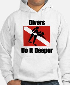 Divers Do It Hoodie