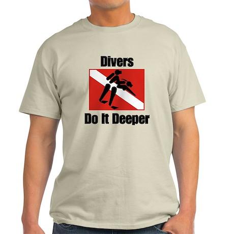 Divers Do It T-Shirt