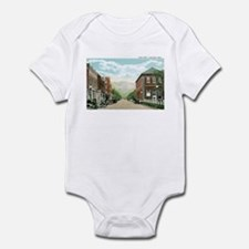 Livingston Montana MT Infant Bodysuit
