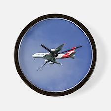 Unique Airplanes Wall Clock