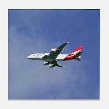 Unique Plane Tile Coaster