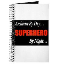 Superhero Archivist Journal