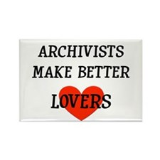 Archivist Gift Rectangle Magnet
