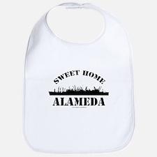 Sweet Home Alameda Bib