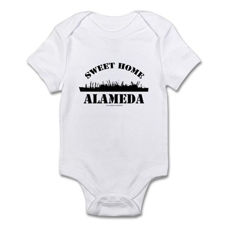 Sweet Home Alameda Infant Bodysuit