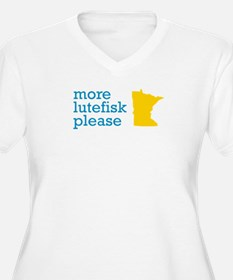 More Lutefisk Please T-Shirt