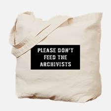 archivist Gift Tote Bag
