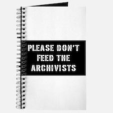 archivist Gift Journal