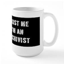 Archivist Gift Mug