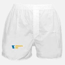 Minnesota Nice Boxer Shorts