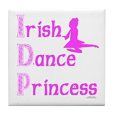 Irish Dance Princess - Tile Coaster