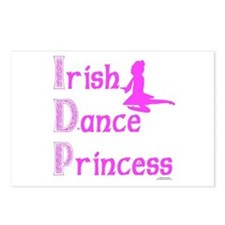 Irish Dance Princess - Postcards (Package of 8)
