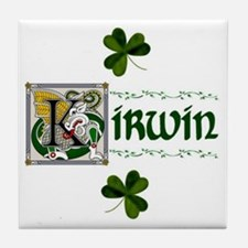 Kirwin Celtic Dragon Ceramic Tile