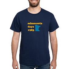 Minnesota Days 1983 T-Shirt