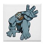 Help Me Brute Tile Coaster
