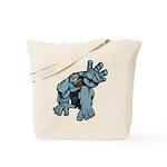 Help Me Brute Tote Bag