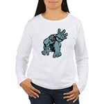 Help Me Brute Women's Long Sleeve T-Shirt