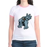 Help Me Brute Jr. Ringer T-Shirt