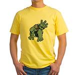 Help Me Brute Yellow T-Shirt