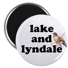 Lake And Lyndale Magnet