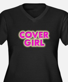 3-covergirl Plus Size T-Shirt