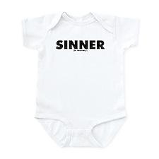 Sinner in Recovery 2 Infant Bodysuit