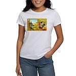 Thanksgiving Americana Women's T-Shirt