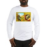 Thanksgiving Americana Long Sleeve T-Shirt