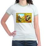 Thanksgiving Americana Jr. Ringer T-Shirt