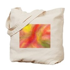 Fire Wizard Tote Bag