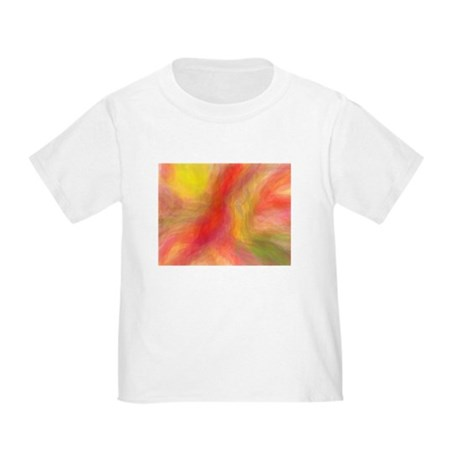 Fire Wizard Toddler T-Shirt