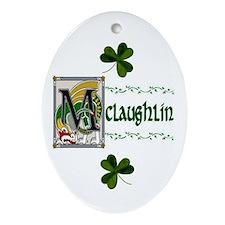 McLaughlin Celtic Dragon Keepsake Ornament