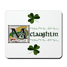 McLaughlin Celtic Dragon Mousepad